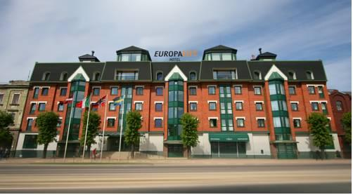 Photo of Europa City Amrita Hotel, Liepāja
