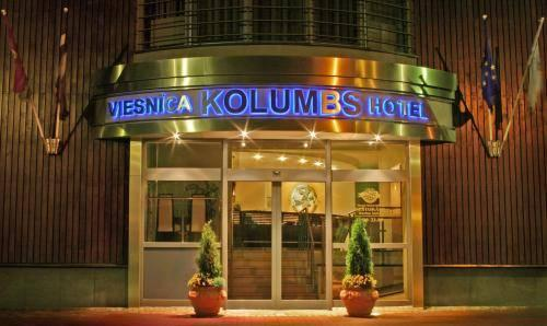 Photo of Hotel Kolumbs, Liepāja