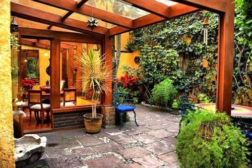 Photo of La Casita del Patio Verde, Mexico City