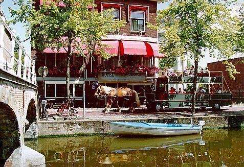 Fotoğraflar: Hotel Leeuwenbrug, Delft