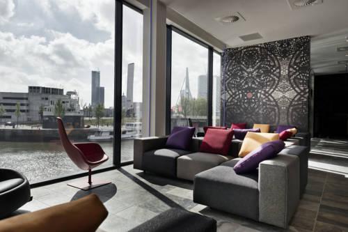 Foto von Mainport Design Hotel, Rotterdam
