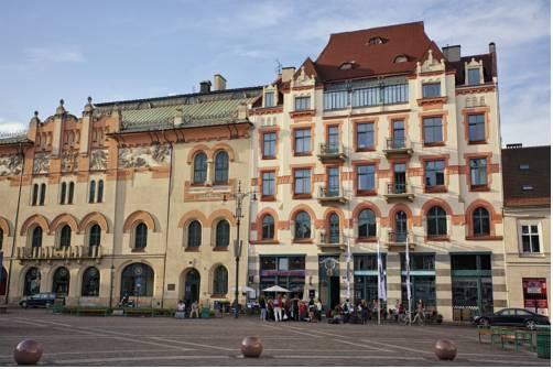 Фото отеля Antique Apartments Plac Szczepański, Kraków