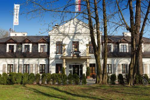 Fotoğraflar: Hotel Dwór Kościuszko, Kraków