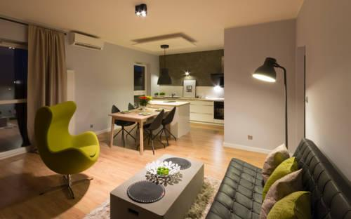 Фото отеля Friendly Inn Apartments, Katowice