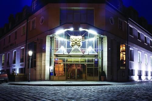 Фото отеля Hotel im. Jana Pawła II, Wrocław