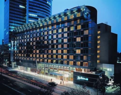 Foto von Radisson Blu Centrum Hotel, Warszawa