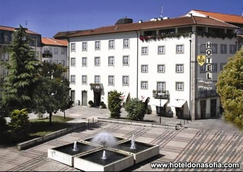 Photo of Hotel Dona Sofia, Braga