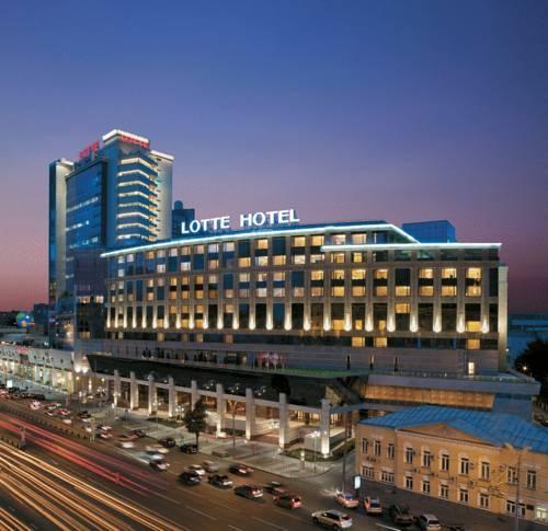 Фото отеля Lotte Hotel Moscow, Moscow