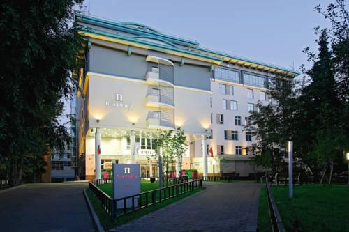 Фото отеля Mamaison All-Suites Spa Hotel Pokrovka, Moscow