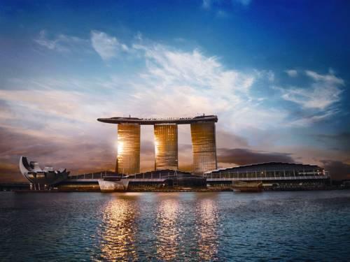 Фото отеля Marina Bay Sands, Singapore