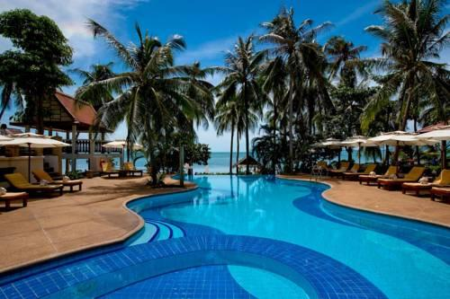 Foto de Pinnacle Samui Resort & Spa, Maenam Beach