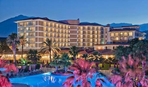 Фото отеля Akka Alinda Hotel, Kemer