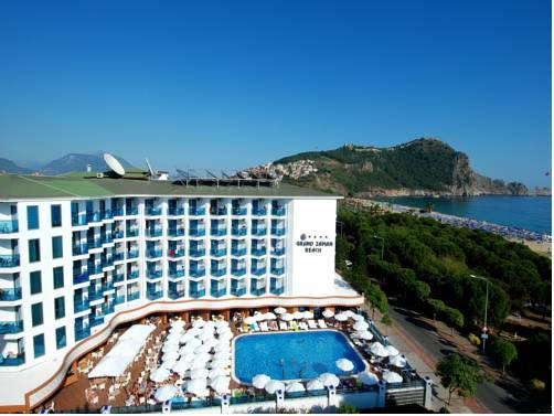 Photo of Grand Zaman Beach Hotel, Alanya (Alanya)