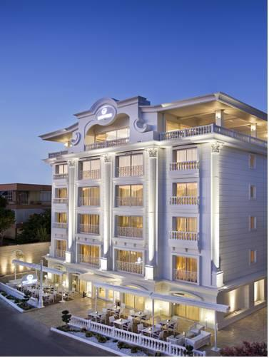 Stylish weekend in antalya selection of most unique for Boutique hotel usa