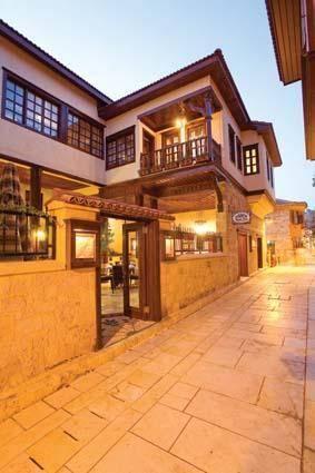Фото отеля Otantik Hotel, Antalya