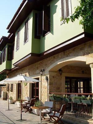 Фото отеля Villa Verde, Antalya