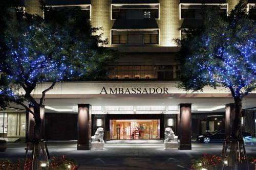 Photo of The Ambassador Hotel Taipei, Taipei