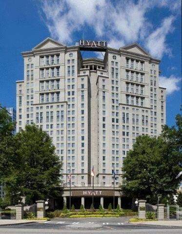 Photo of Grand Hyatt Atlanta, Atlanta (Georgia)