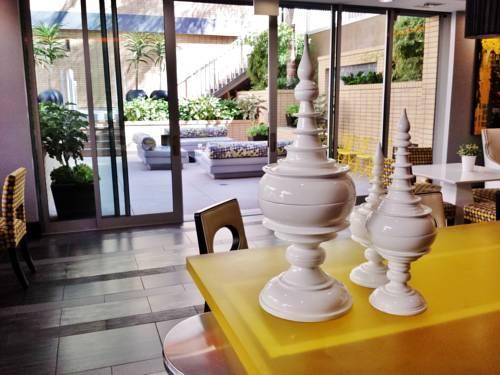 Фото отеля Hollywood Apartments, Los Angeles (California)