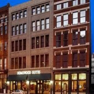 Фото отеля Homewood Suites by Hilton Indianapolis Downtown, Indianapolis (Indiana)
