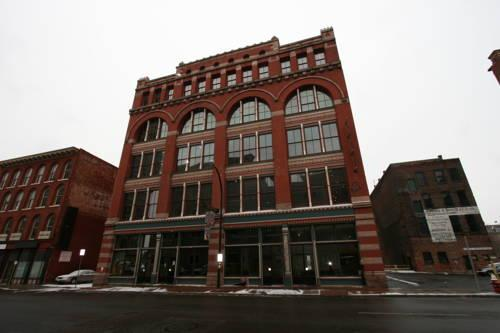 Фото отеля Lofts on Pearl, Buffalo (New York)