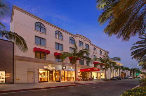Photo of Luxe Rodeo Drive Hotel, Beverly Hills (California)