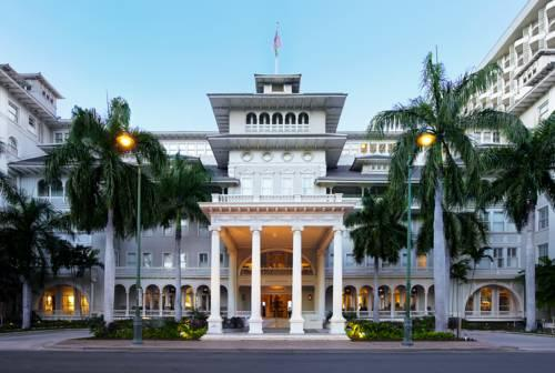 Photo of Moana Surfrider, A Westin Resort & Spa, Honolulu (Oahu, Hawaii)