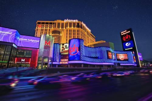 Foto von Planet Hollywood Resort & Casino, Las Vegas (Nevada)