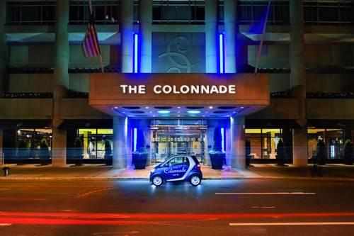 Foto von The Colonnade Hotel, Boston (Massachusetts)