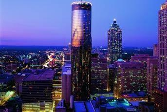 Photo of The Westin Peachtree Plaza, Atlanta (Georgia)