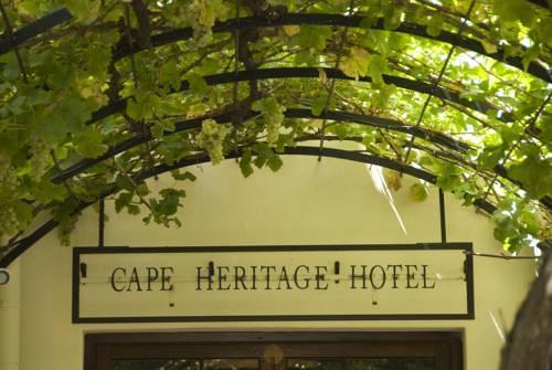 Фото отеля Cape Heritage Hotel, Cape Town