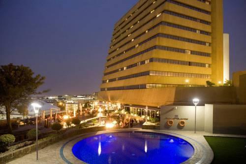 Фото отеля Sandton Sun, Johannesburg