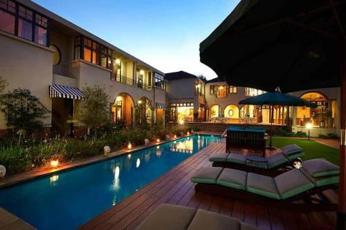 Фото отеля The Winston Hotel, Johannesburg